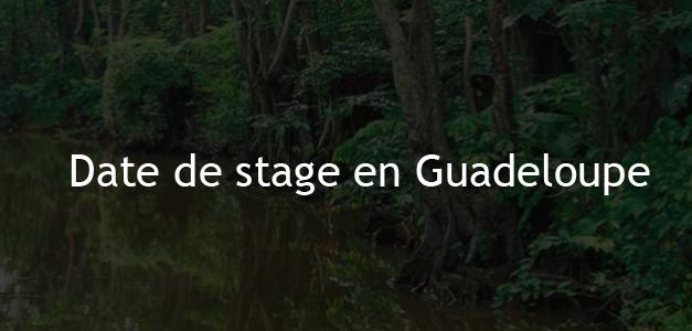 Dates Guadeloupe